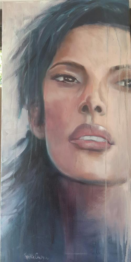 """""""Sunkissed"""" original fine art by Rentia Coetzee"""