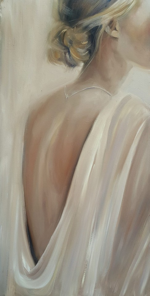 """Leaving..."" original fine art by Rentia Coetzee"
