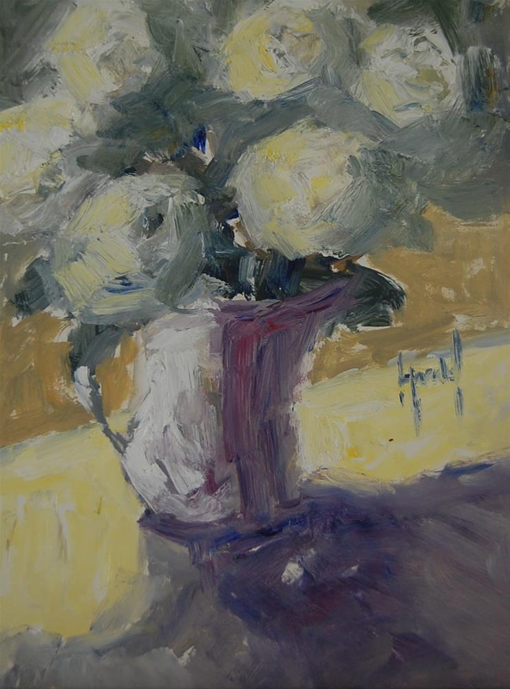 """""""Color of Summer"""" original fine art by Deborah Harold"""