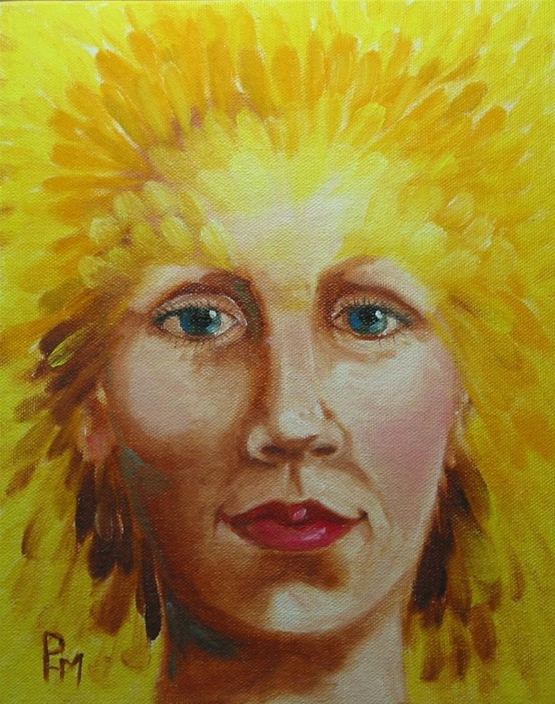 """Summer"" original fine art by Patricia Murray"