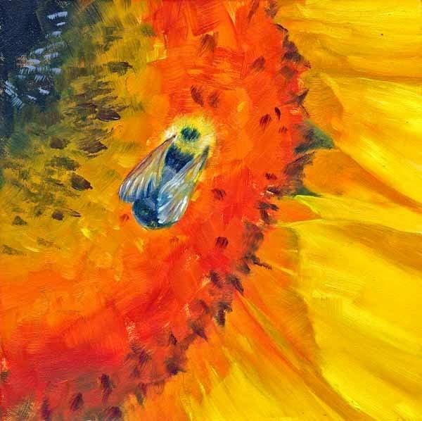 """The Secret Life"" original fine art by Brenda Ferguson"