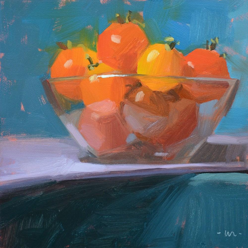 """Capturing Color"" original fine art by Carol Marine"