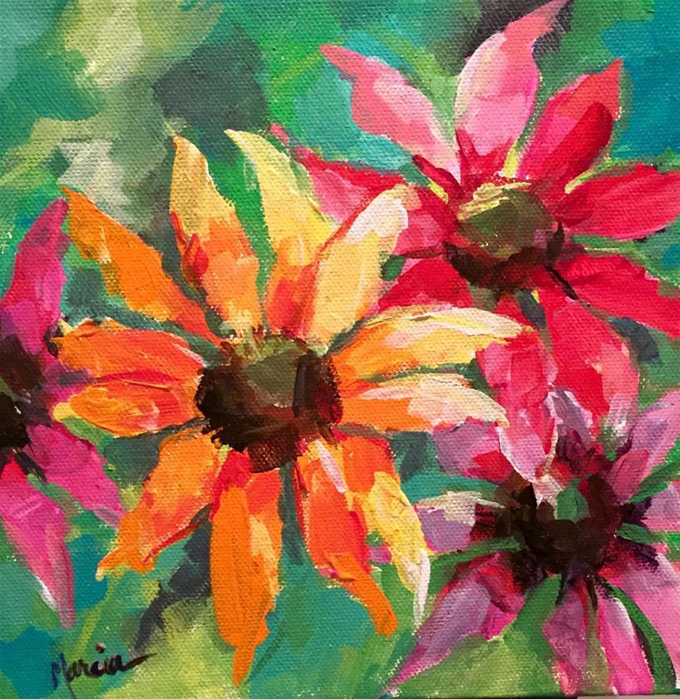 """Mercy"" original fine art by Marcia Hodges"