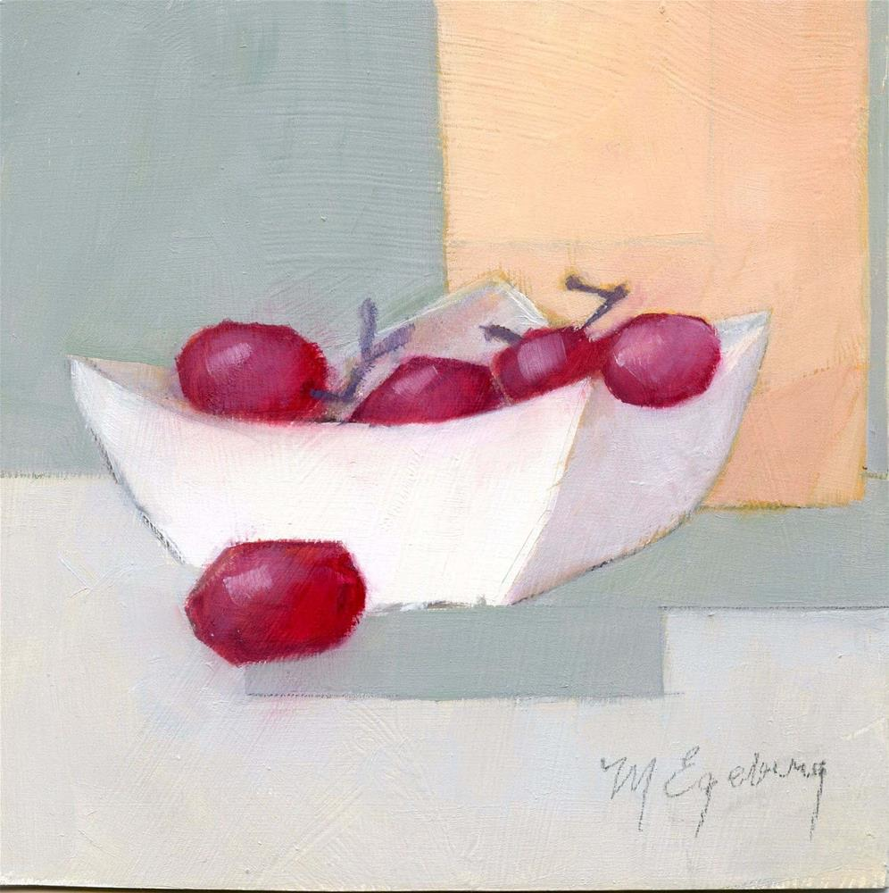 """Grapes"" original fine art by Mitch Egeberg"