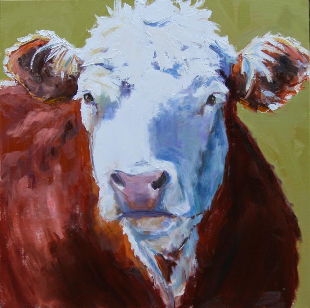 """willie"" original fine art by Carol Carmichael"