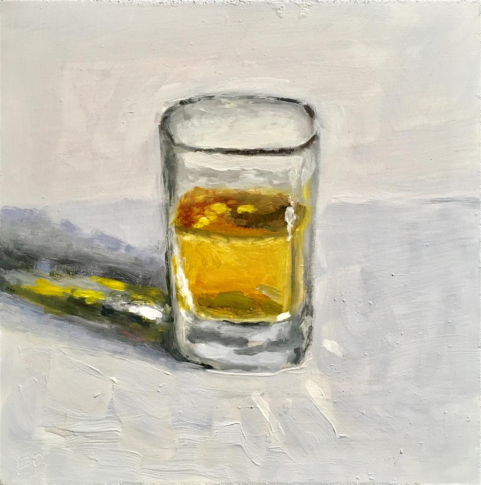 """260 Bulleit"" original fine art by Fred Bell"