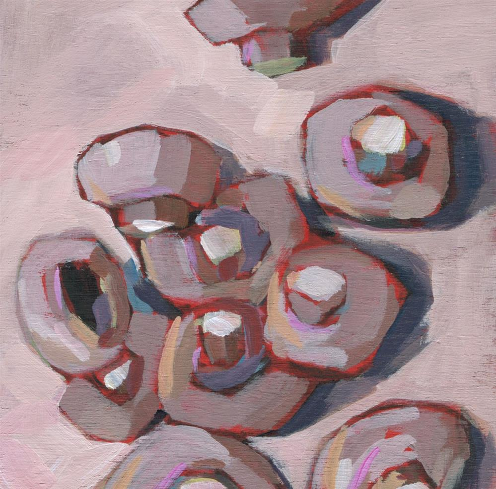 """0593: Do You Need Mushrooms for Dinner?"" original fine art by Brian Miller"