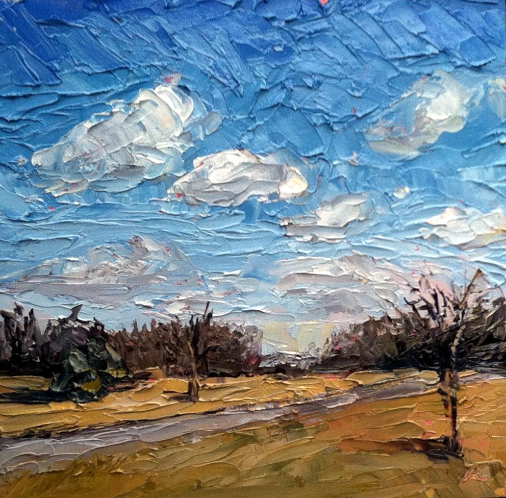 """Refreshing Change"" original fine art by Kristen Dukat"