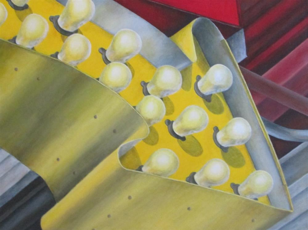 """Stay"" original fine art by Debbie Shirley"