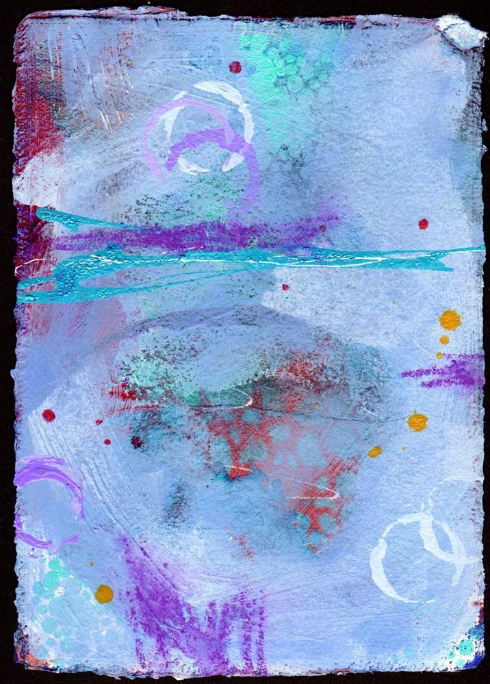 """501"" original fine art by Marie Lynch"