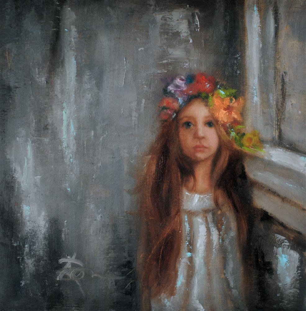 """Untitled"" original fine art by Kelly Berkey"