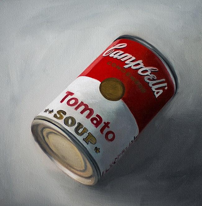 """Tomato Soup"" original fine art by Lauren Pretorius"