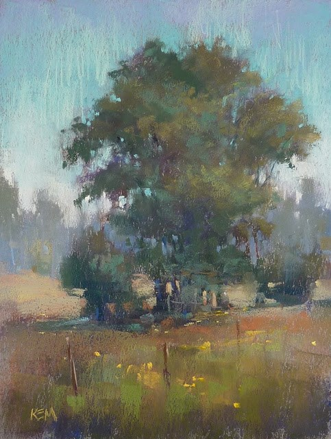 """What Makes an Effective Value Thumbnail"" original fine art by Karen Margulis"