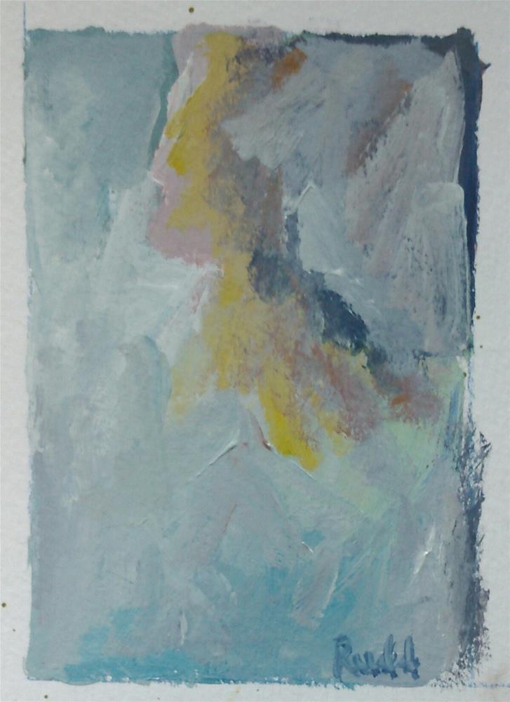 """""""Whisper of Spring"""" original fine art by Ann Rudd"""
