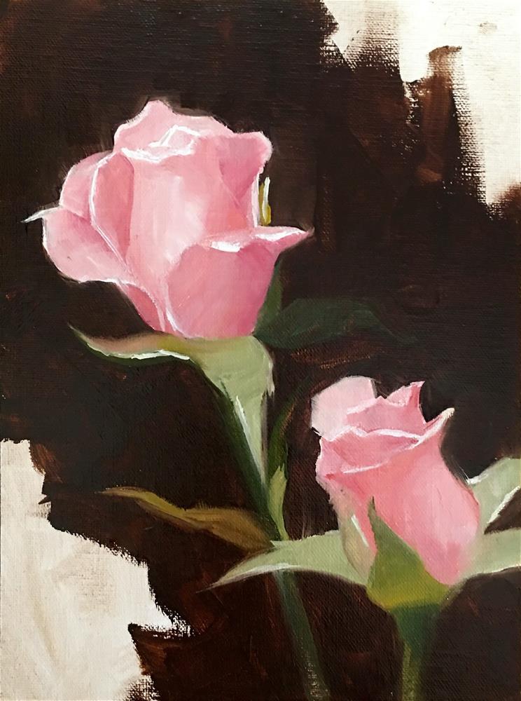 """""""#9"""" original fine art by Van DeGoede"""
