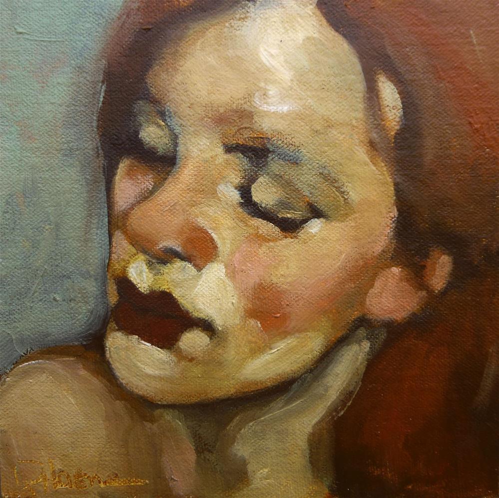 """""""Reflections"""" original fine art by Kayleen Horsma"""