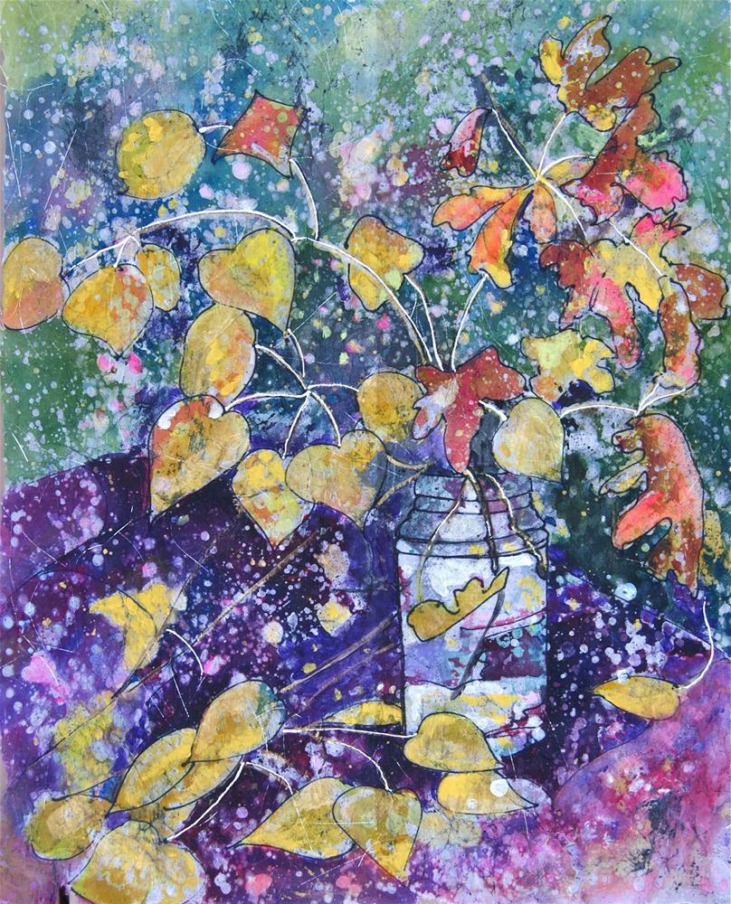 """Something New"" original fine art by Reveille Kennedy"