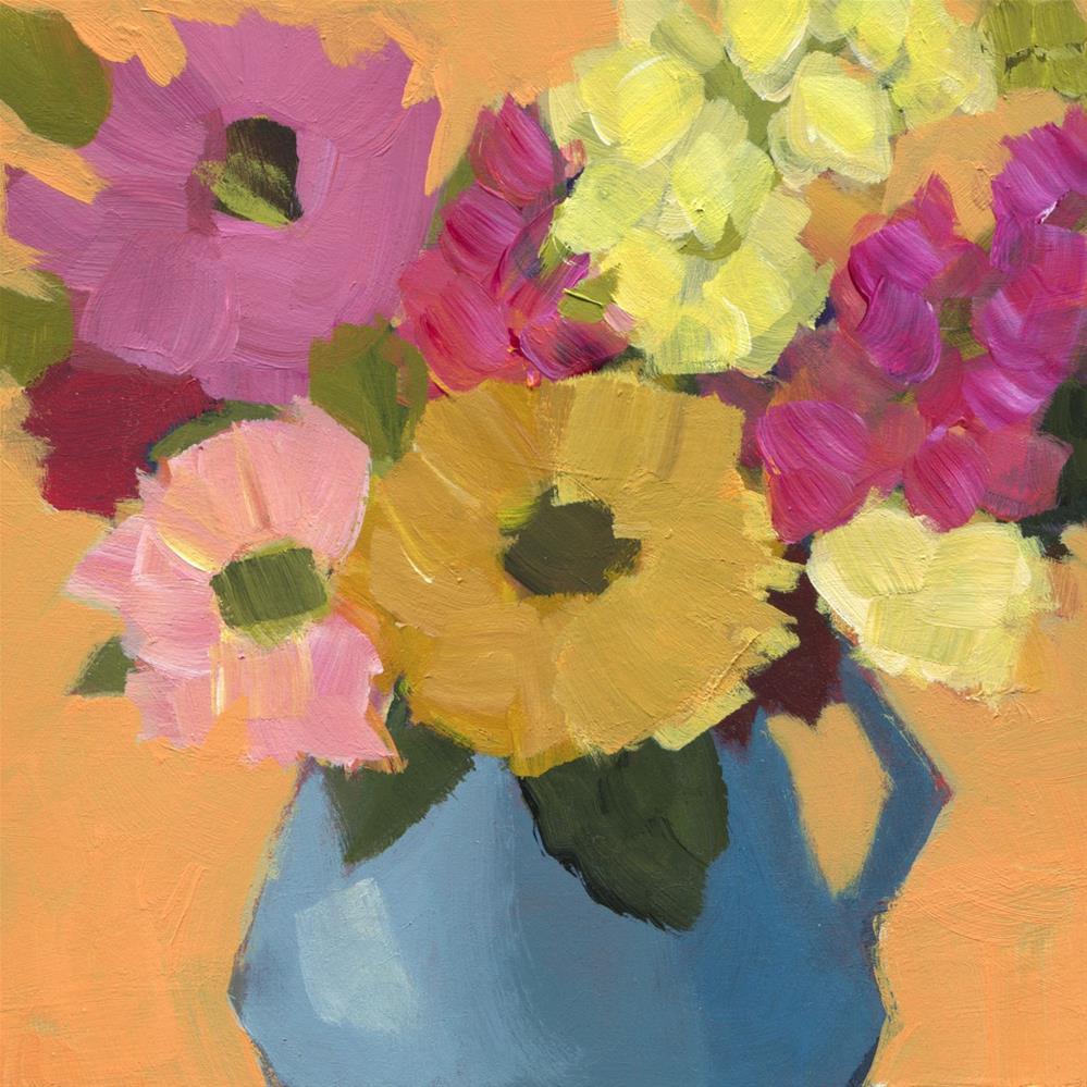 """""""Chesapeake (#476)"""" original fine art by Debbie Miller"""