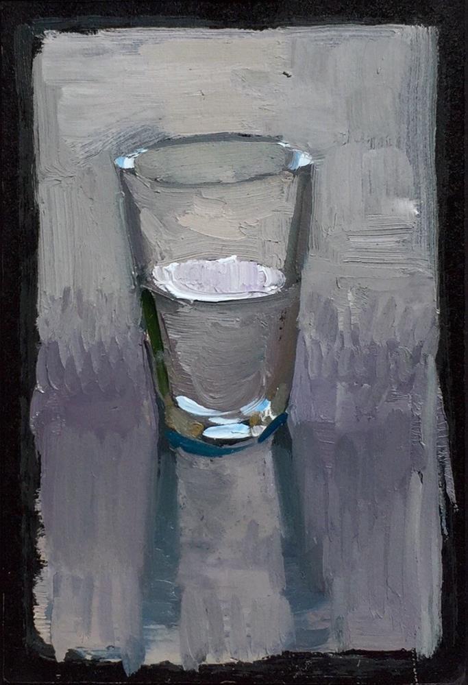 """No. 25 water"" original fine art by Aimee Erickson"
