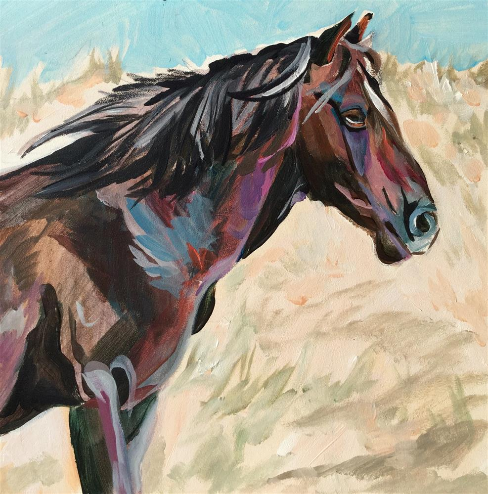 """Son of Spec"" original fine art by Lauren Kuhn"