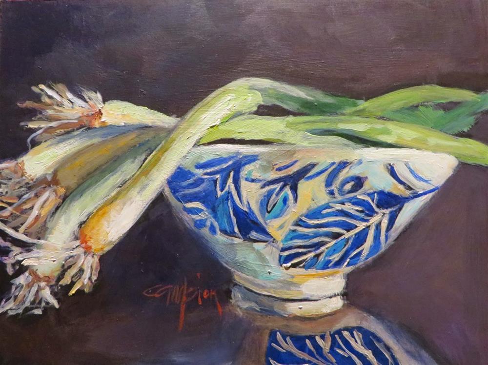 """544 Simply Divine"" original fine art by Diane Campion"