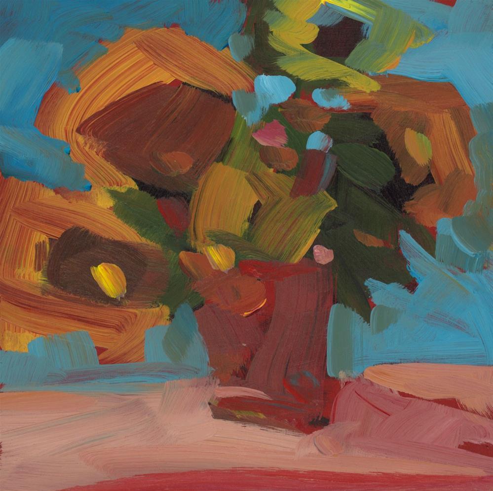 """""""0791: Class Demo"""" original fine art by Brian Miller"""