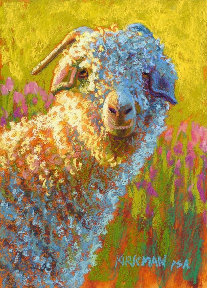 """Gorry"" original fine art by Rita Kirkman"