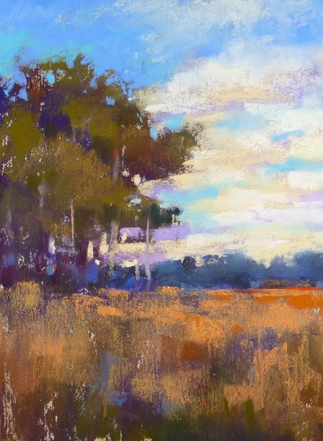 """""""Workshop Tips for Presenting your Finished Paintings"""" original fine art by Karen Margulis"""
