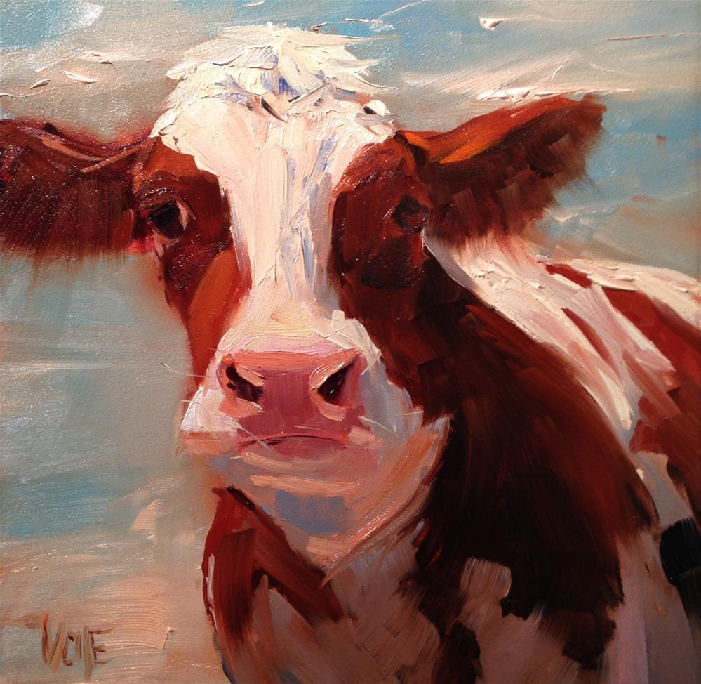 """#215 Brie"" original fine art by Patty Voje"