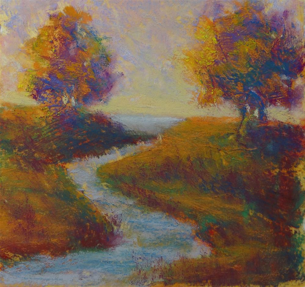 """Study #12"" original fine art by Denise Beard"