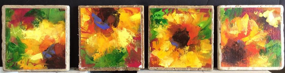 """""""Bright Eyes"""" original fine art by Susie Monzingo"""