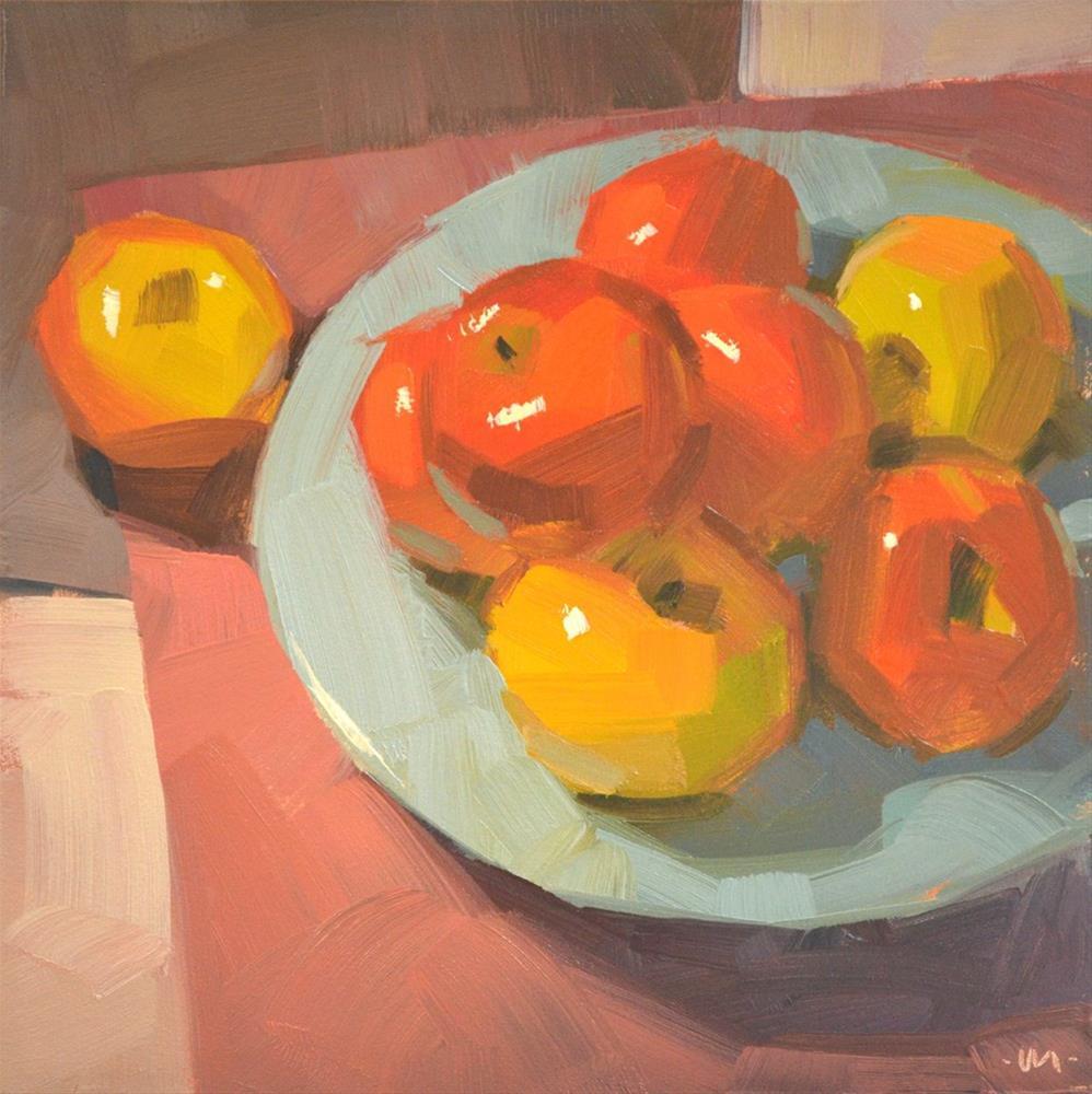 """""""Outcast"""" original fine art by Carol Marine"""