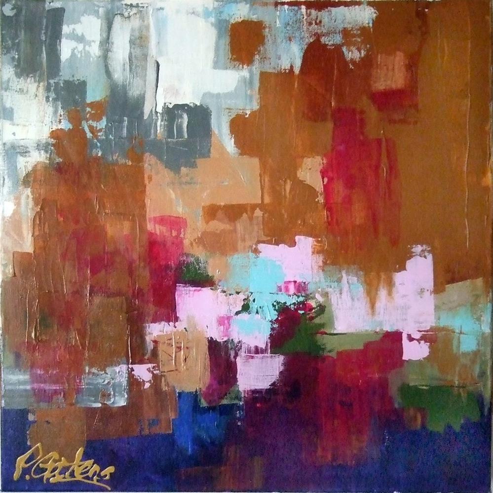 """Prairie Window"" original fine art by Pamela Gatens"