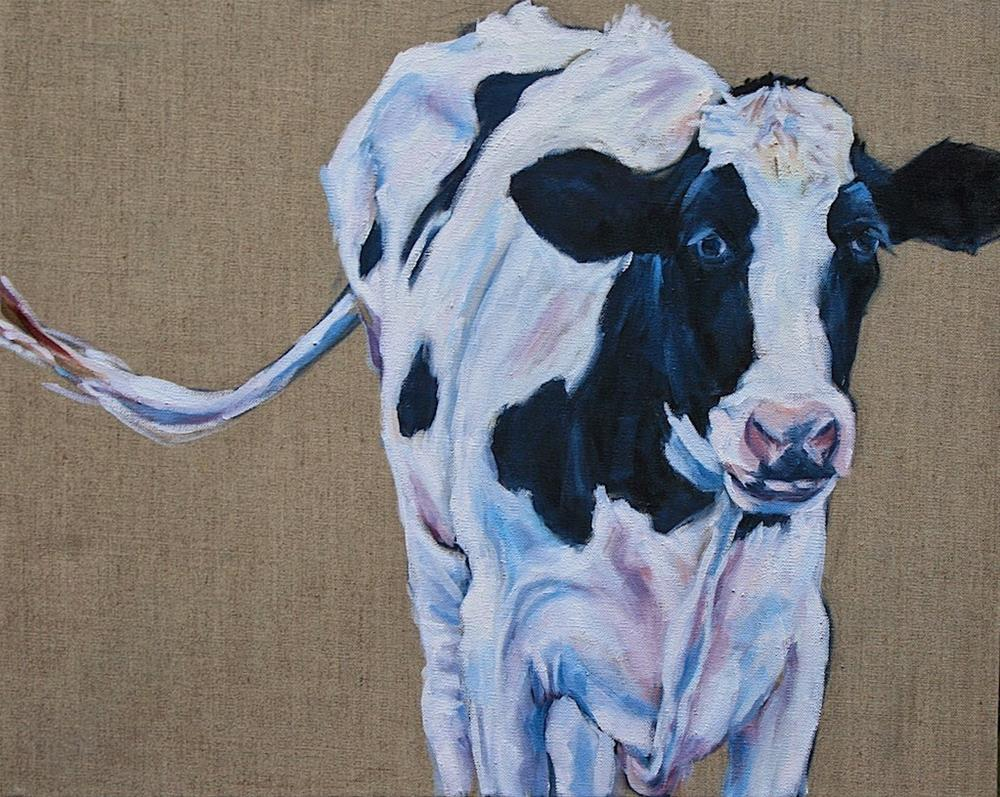 """""""Sweetie, (completed)"""" original fine art by Mary Anne Cary"""