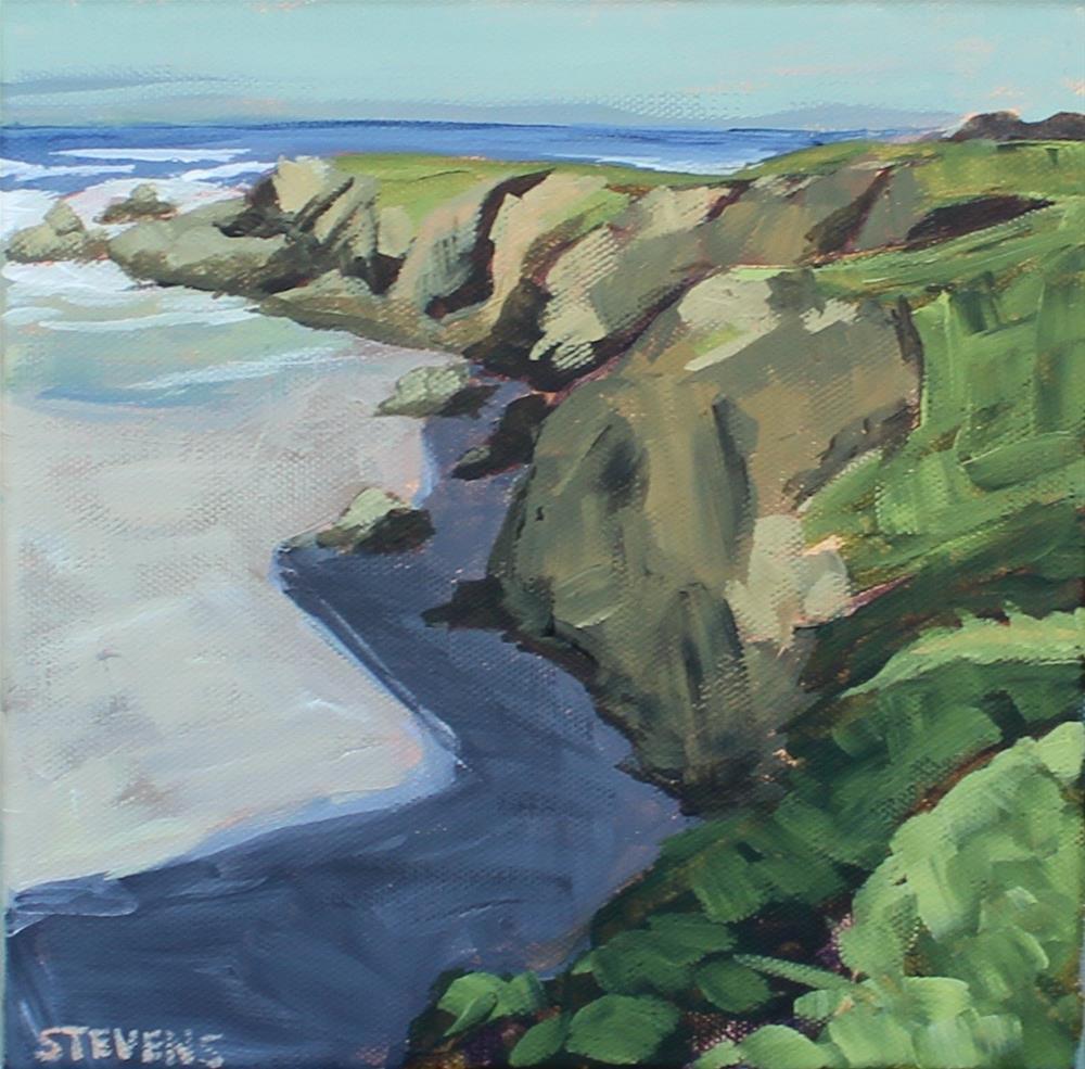 """Seaside Escape"" original fine art by Jamie Stevens"
