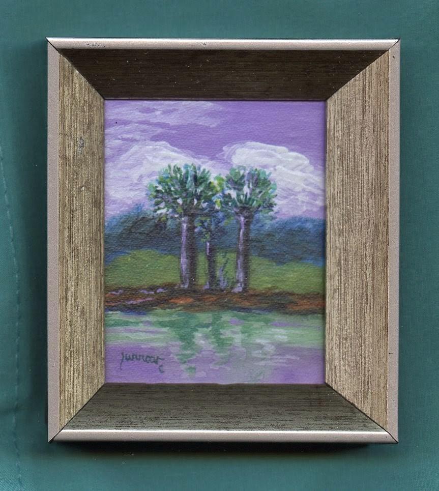 """""""Paradise No.9"""" original fine art by Sue Furrow"""
