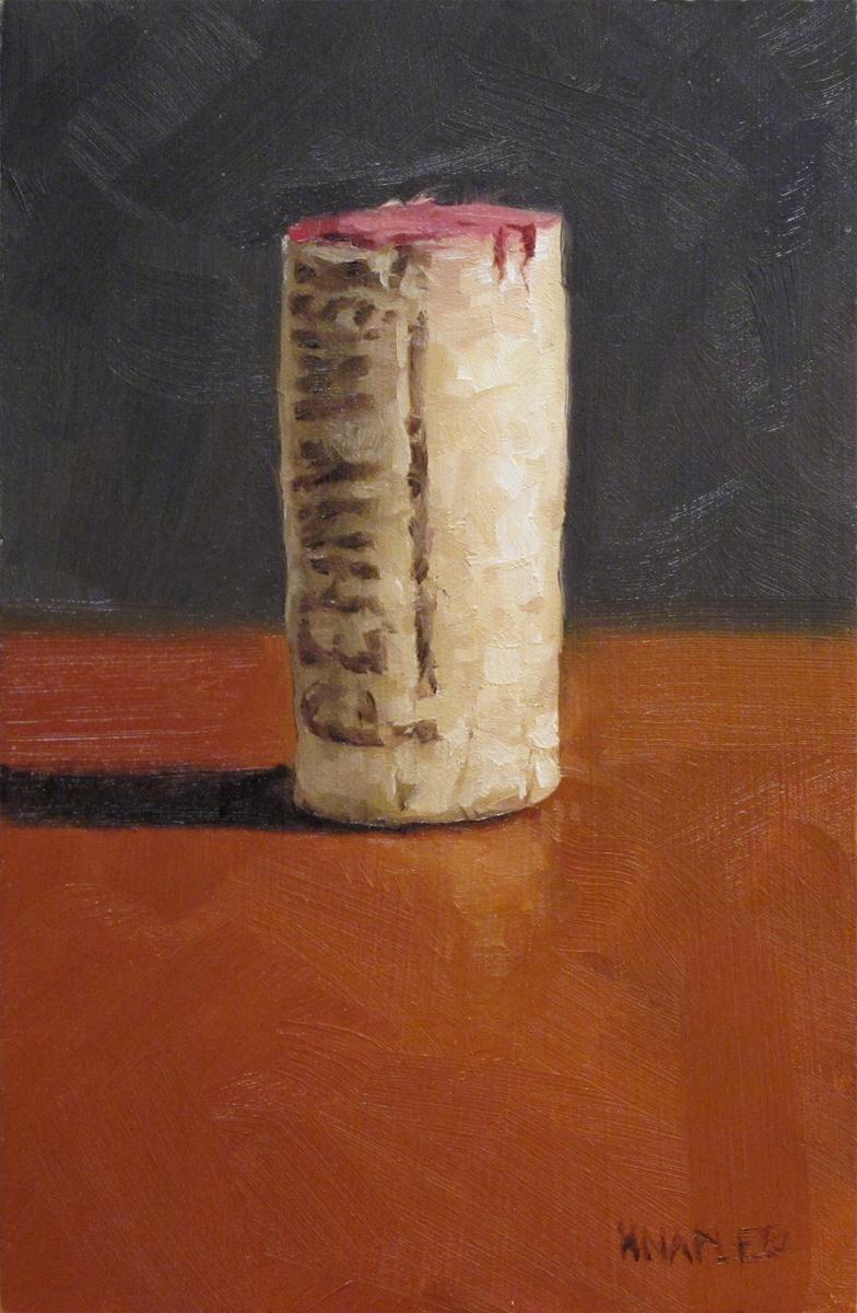 """Standing Tall"" original fine art by Michael Naples"