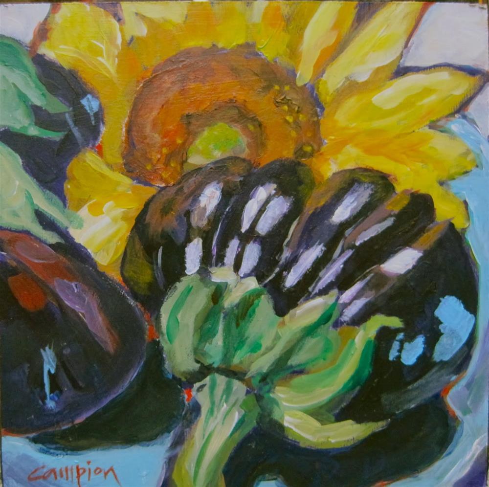 """166 A Gift of Still Life"" original fine art by Diane Campion"
