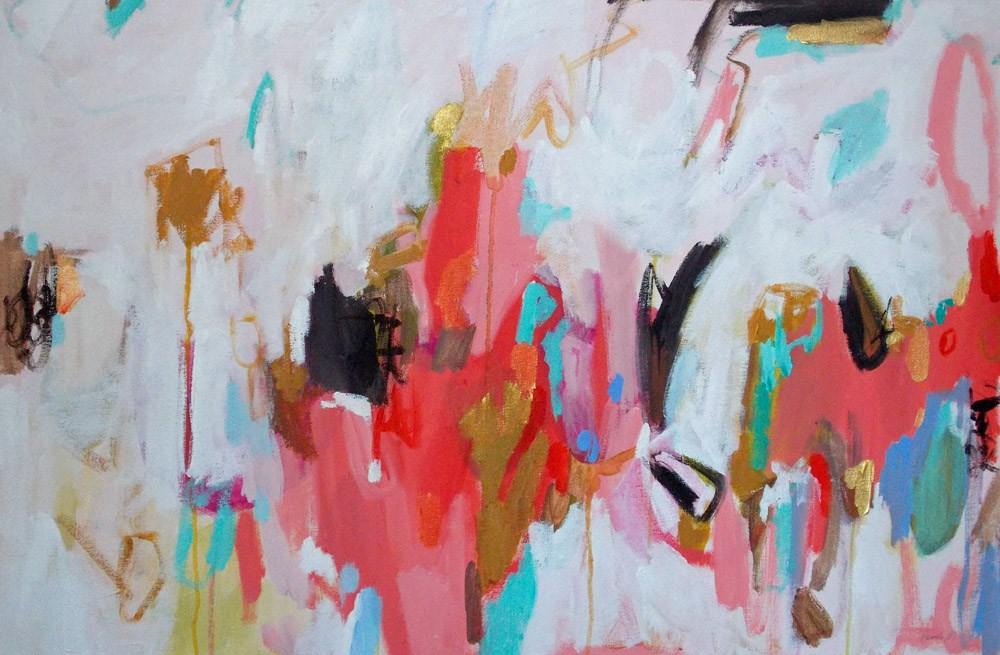 """Sugar and Spice"" original fine art by Pamela Munger"