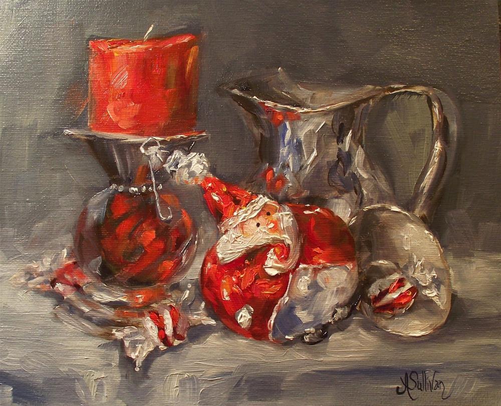 """Off The Tree by Alabama Artist Angela Sullivan"" original fine art by Angela Sullivan"