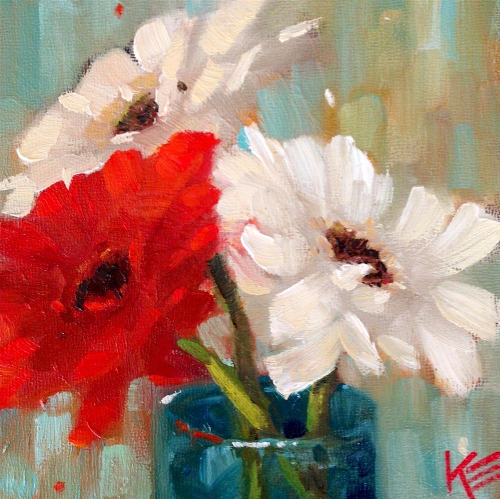 """New day"" original fine art by Krista Eaton"
