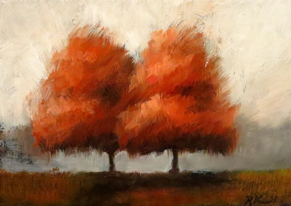 """Ever-Red"" original fine art by Bob Kimball"