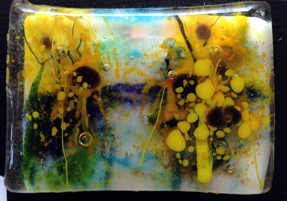 """""""Sunny D"""" original fine art by Kristen Dukat"""