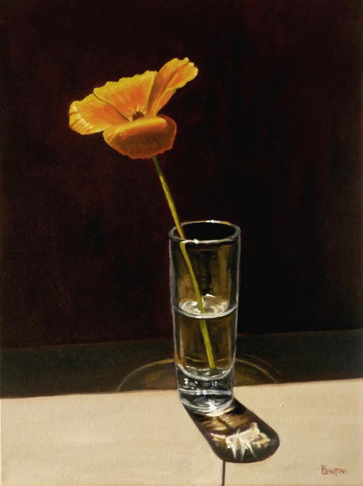 """Aspirant"" original fine art by Peter Lentini"