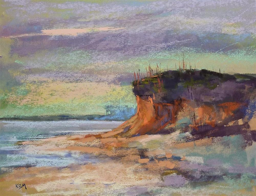 """""""Watercolor Underpaintings and Pastel.....How to Preserve the Underpainting"""" original fine art by Karen Margulis"""