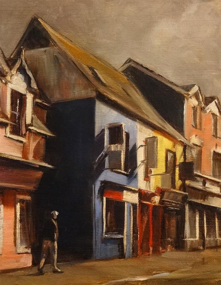 """""""Morning in Killarney"""" original fine art by Jonelle Summerfield"""