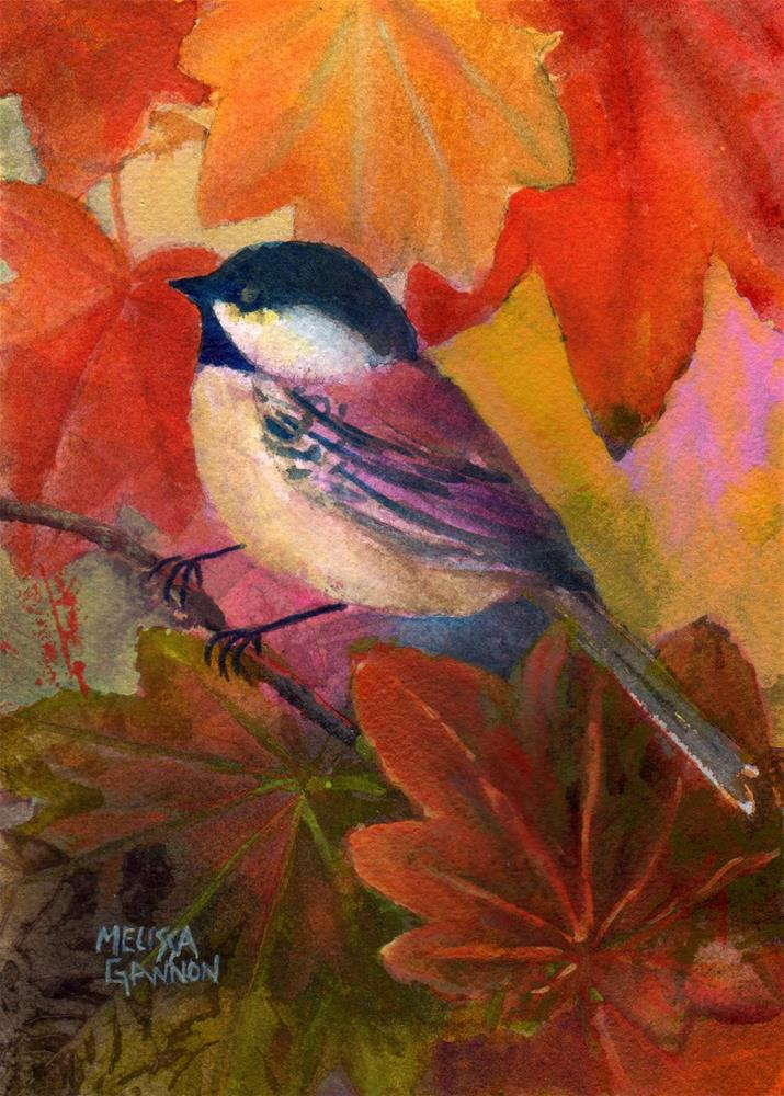 """Magical Hues"" original fine art by Melissa Gannon"