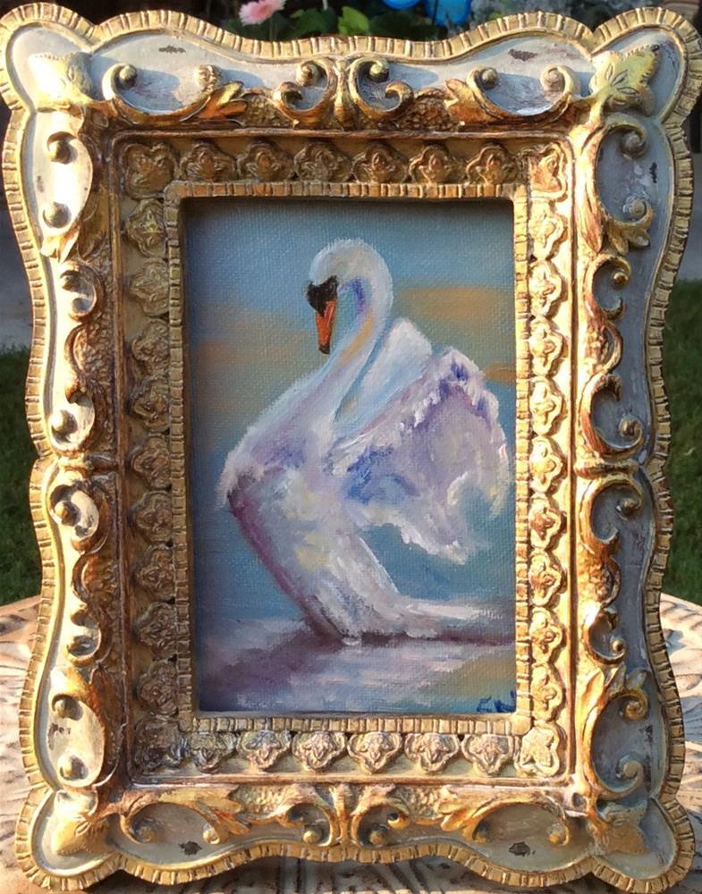 """Majesty"" original fine art by Susie Monzingo"