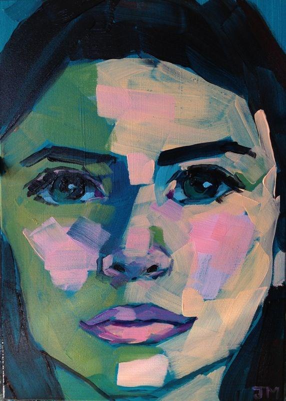 """""""Fort Lauderdale Workshop"""" original fine art by Jessica Miller"""