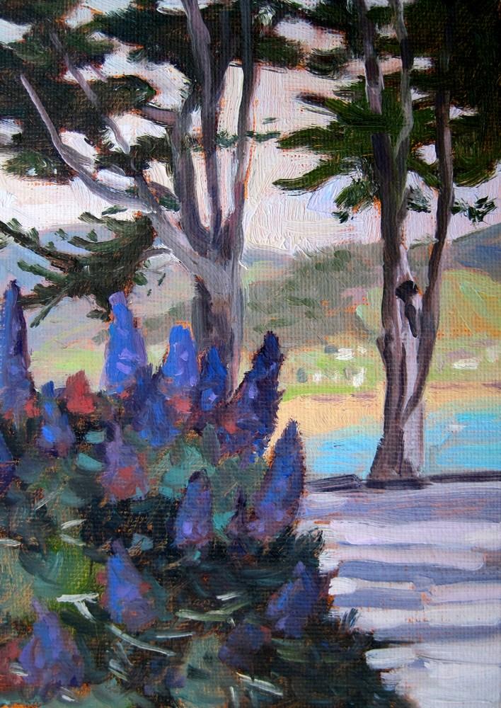 """Afternoon Shade"" original fine art by Rhett Regina Owings"